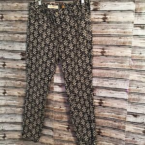 Pilcro and the letter press print pants